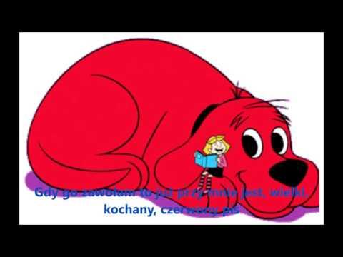 Kamil Ast Clifford wielki czerwony pies KARAOKE