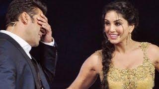 When Salman Khan Made Sunny Leone Wear Saree: Don't Miss