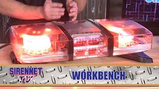 Federal Signal Navigator Series LED Rotator Lightbar