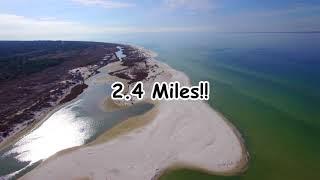 Mexico Beach Florida 4k