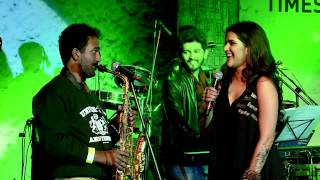 Sona Mohapatra- Rupaiya LIVE at Literary Festival Mumbai