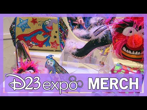 D23 Expo 2017 Merchandise PREVIEWS and Exclusives