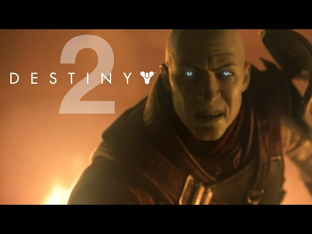 """Destiny 2 - First Official Gameplay: """"Homecoming"""" Mission"""