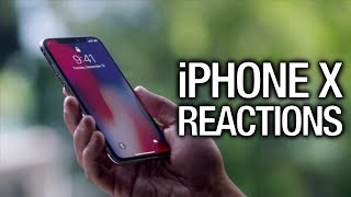 iPhone 8 Looks Great, but iPhone X is the Real Upgrade - Apple Reactions