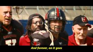 The Longest Yard - Have you ever seen the rain - CCR (Music Video) [HD]