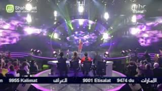 Arab Idol - الأداء - برواس حسين - عل عين