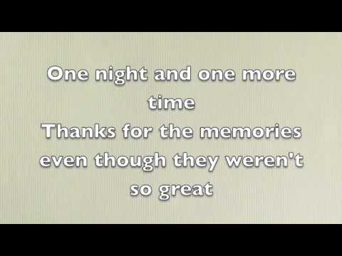 Fall Out Boy - Thnks Fr Th Mmrs Lyrics
