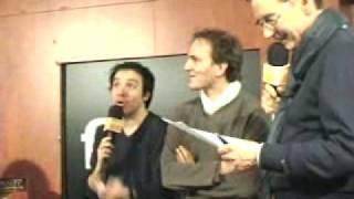 Kaamelott au forum fnac de Montpellier le 11/02/2010 - partie 1/4