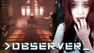 OBSERVER #18 - Bitte.. DREH DICH NICHT UM ● Let's Play Observer