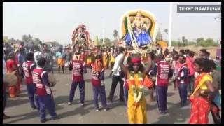 சக்தி கொடு – சமயபுரம் மாரியம்மன் திருக்கோவில் தேரோட்டம்