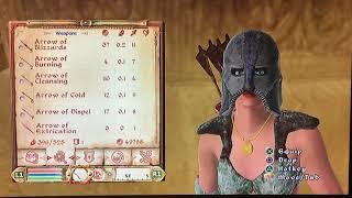 Oblivion: Wandering around Cyrodiil