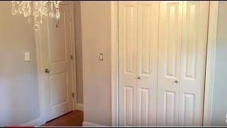 How to Install Bifold closet Doors - Easier said than done - haha