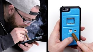 The iPhone Lighter Case?