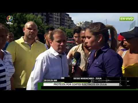 Xxx Mp4 Venezuela Intensifican Protestas En Maracaibo Por Apagones VPItv 3gp Sex