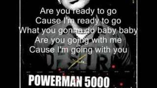 Powerman 5000-When world's Collide w/ Lyrics