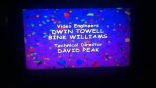 Barney's Top 20 Countdown Credits