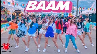 "[KPOP IN PUBLIC CHALLENGE] MOMOLAND(모모랜드) - ""BAAM"" Dance cover by FDS Vancouver"