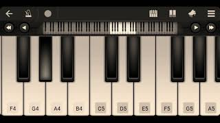 Party Chale On (Race 3) on Piano