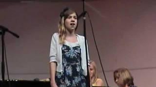 Katherine Finley Sings On My Own