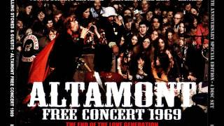 The Rolling Stones & Friends - Altamont (Live 1969)