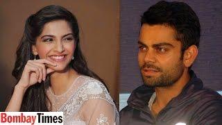 Sonam Kapoor Finds Virat Kohli Hot - BT