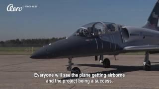 Aero News - Development of L-39NG continues