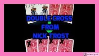 FABULOUS MAGIC TRICKS I DOUBLE CROSS  from NICK TROST I தமிழ் மேஜிக் I TAMIL MAGIC I