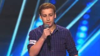 America's Got Talent 2014 Funny Auditions (TOP 10)