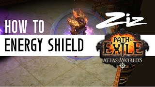 Path of Exile - How to Energy Shield / CI