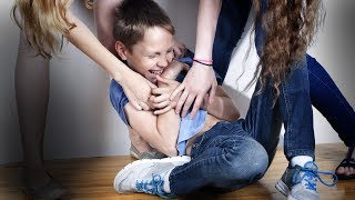 Why It's Not OK To Tickle Your Kids
