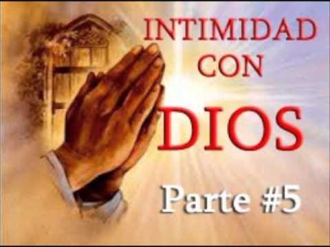 INTIMIDAD CON DIOS 5 MÚSICA DE ADORACIÓN PARA ORAR