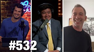 #532 | NYT RACIST FAKE NEWS EXPOSED! | Bryan Callen Guests | Louder with Crowder