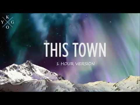 Download Kygo ft. Sasha Sloan  - This Town (1 HOUR VERSION)