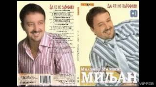 Milomir Miljanic Miljan - Idi s milim Bogom - (Audio 2008)