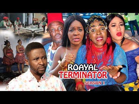 Xxx Mp4 Royal Terminator Season 1 Chacha Eke 2017 Latest Nigerian Nollywood Movie Full HD 3gp Sex