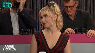 Angie Tribeca: Andree Vermeulen Freestyle Rap [CLIP] | TBS