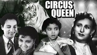 Circus Queen | Full Movie | सर्कस क़्वीन | Fearless Nadia | John Cawas | Old Classic Hindi Movie