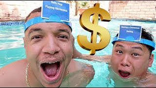 $500 HEADS UP POOL CHALLENGE!!! **never done before**
