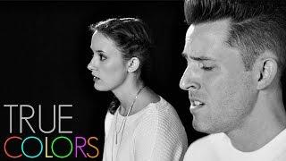 """True Colors"" // Joshua David Evans & Erin Elyse Evans // Brother-Sister Duet"