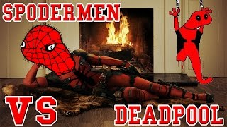 Spodermen Vs. Deadpool