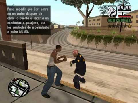 GTA San Andreas Loquendo Las Aventuras de CJ 5