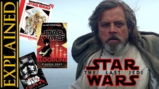 Eight Star Wars Stories to Experience Before The Last Jedi