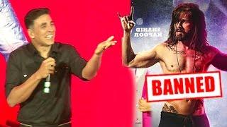 Akshay Kumar INSULTS Udta Punjab BAN Controversy