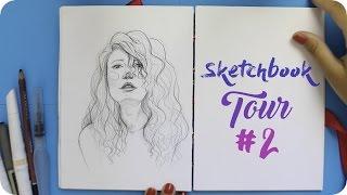 Sketchbook Tours #2 // 2015-2016