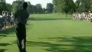 Tiger Woods Best Shots