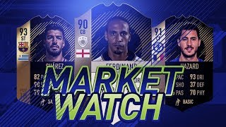 Market Watch - Potential TOTW10 / Throwback Thursday SBCs During Black Friday? Explanation Included