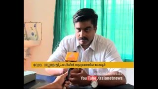Doctor Sumesh who first treated Kalabhavan Mani - response on Asianet News