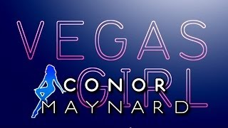 conor maynard  vegas girl lyric video