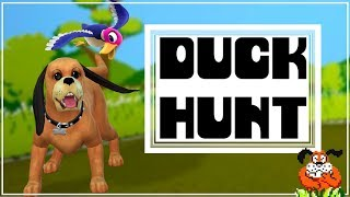"""Duck Hunt - """"Laughing Dog"""" 