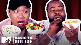This is Not Good: Popcorn & Foie Gras | Basic to Bougie Season 2 | MTV
